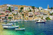 BODRUM - SUD DODECANESE